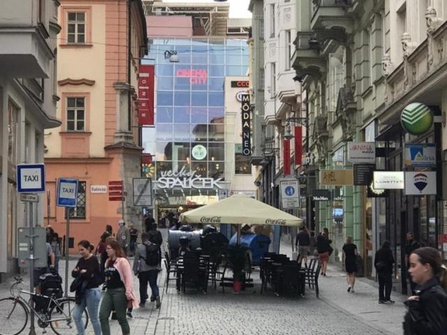 Směnárna Brno – střed